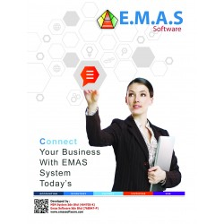 EMAS Accounting & Stock LE (ES)  + Addon POS System with only RM 1